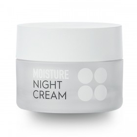 MOISTURE NIGHT CREAM